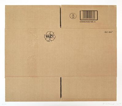 Matias Faldbakken, 'Box 2', 2014