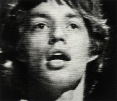 Cecil Beaton, 'Mick Jagger, September', 1965