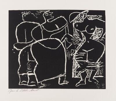 Le Corbusier, 'Trois Femmes', 1942-64
