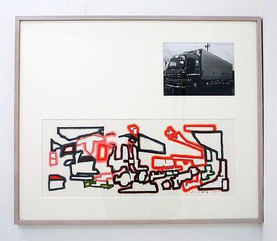 Toshiaki Hicosaka, 'Memo of Expansion (Autotruck)', 2010