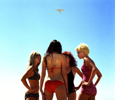 Alex Prager, 'Four Girls', 2007