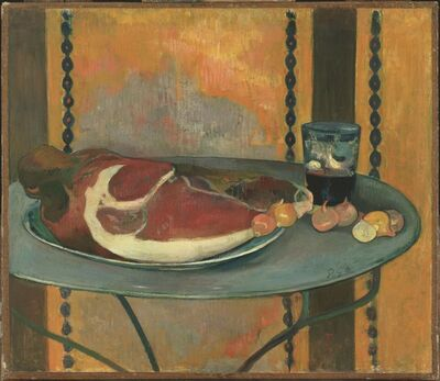 Paul Gauguin, 'The Ham', 1889