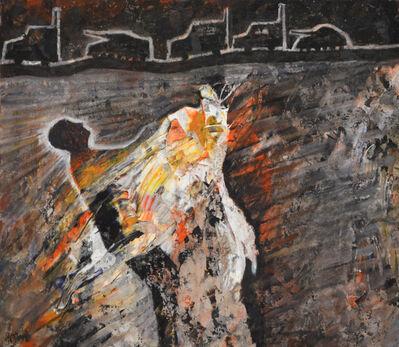 Tayseer Barakat, 'No Entry III', 2019