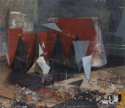 Daniel Pitin, 'Releasing', 2018