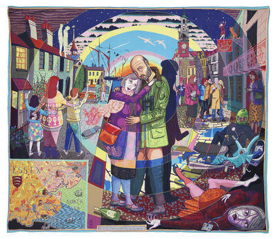 Grayson Perry, 'In Its Familiarity Golden', 2015