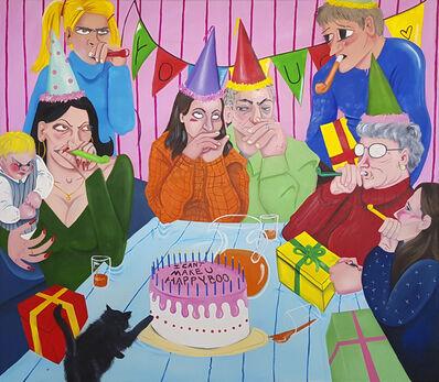 Noa Ironic, 'Happy Fucking Birthday', 2020