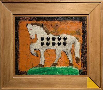 Varujan Boghosian, 'Trojan Horse', 1997
