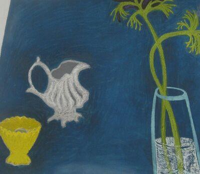 Angela A'Court, 'Yellow Bowl, White Jug ', 2012