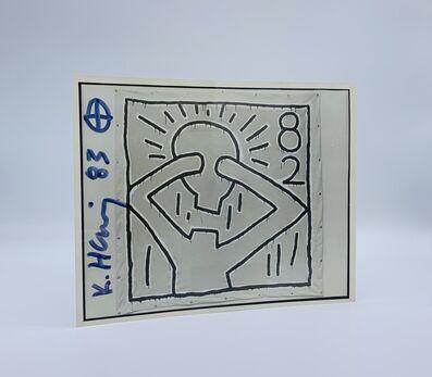Keith Haring, 'Untitled (Shafrazi Inventory Photograph)', 1983