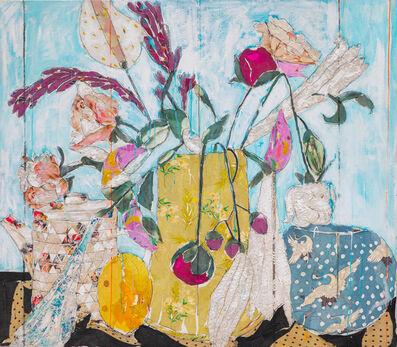 Mersuka Dopazo, 'Yellow Jar', 2019