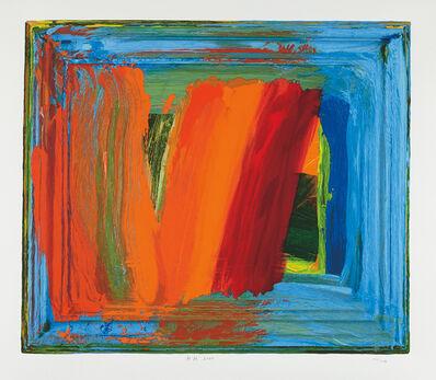 Howard Hodgkin, 'Bamboo', 2000