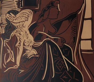 Pablo Picasso, 'Deux Femmes Pres De La Fenetre ', 1959