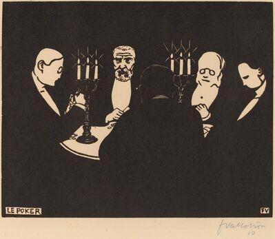Félix Vallotton, 'Le Poker (Poker)', 1896