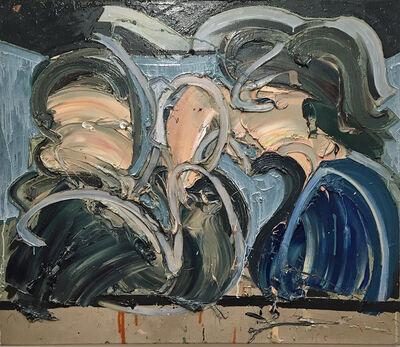 Toby Raine, 'Dennis Hopper producing Gas Mask in front of Isabella Rossellini (Blue Velvet)', 2019