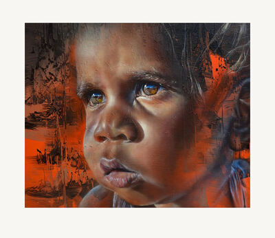 Adnate, 'Still Here', 2015