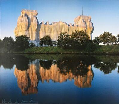 Christo and Jeanne-Claude, 'Reichstag Schiffbauer Damm', 1990-2000