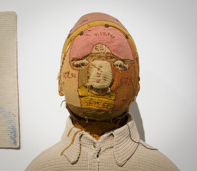 Mónica Castillo, 'Model for Self-Portrait II', 1997