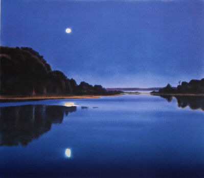 April Gornik, 'Blue Moonlight', 2007