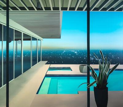 Laurence Jones, 'Desert Dayglow At Morning', 2021
