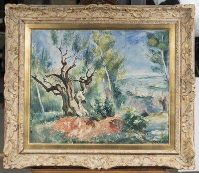 Roman Kramsztyk, 'Paysage provençal', executed circa 1930