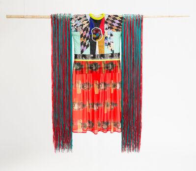 Jeffrey Gibson, 'Radiant Tushka', 2018