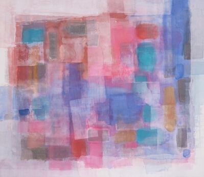Pedie Wolfond, 'Patchwork Quilt', 1990