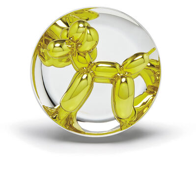 Jeff Koons, 'Balloon Dog (Yellow)', 2015
