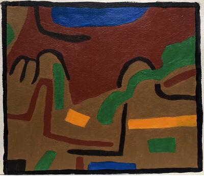 George Vranesh, 'Mountain', 1980-1990