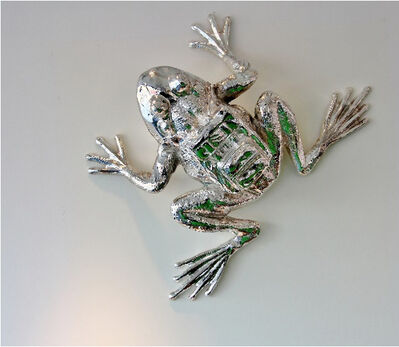 William Sweetlove, 'Cloned Frog with Rucksack', 2011
