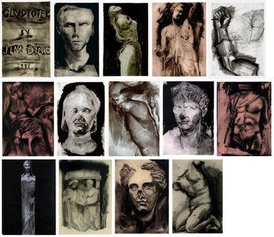 Jim Dine, 'Glyptotek Portfolio ', 1988