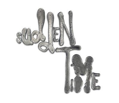 Rob Wynne, 'Sudden Time', 2016