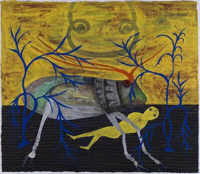 Franck Lundangi, 'Insect', 2012