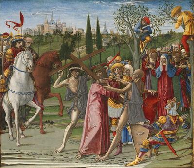 Benvenuto di Giovanni, 'Christ Carrying the Cross', probably 1491