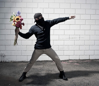 Nick Stern, 'Flower Thrower'