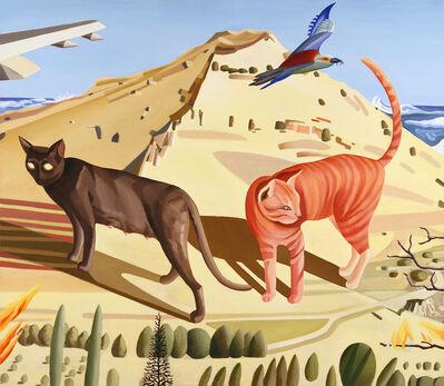 Kinga Nowak, 'Cats', 2010