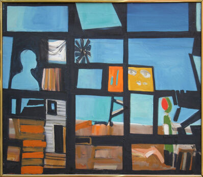 John Hultberg, 'Southwest', 1974