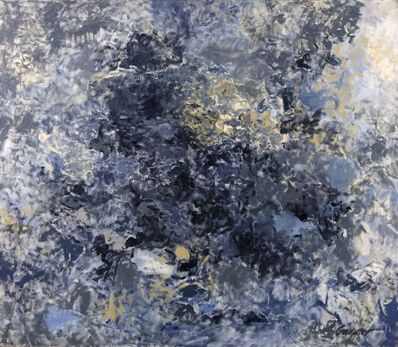 Alan Gussow, 'Sea Crust', 1965