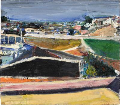 Richard Diebenkorn, 'Mission Landscape', 1962