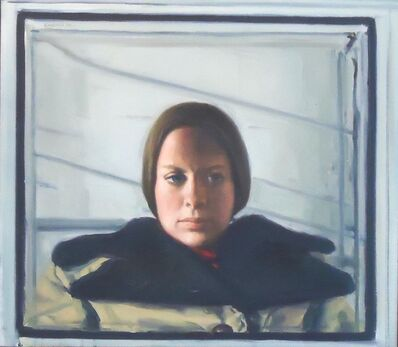Sidney Goodman, 'Portrait of Eileen', 1974