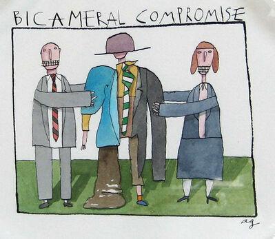 Alan Gerson, 'Bicameral Compromise', 2009