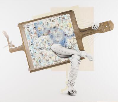 Aras Seddigh, 'With a Bird in Her Mind', 2015