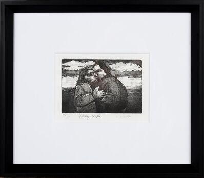 Karolina Larusdottir, 'Kissing Couple', ca. 2005