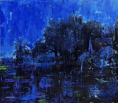 Farhan Siki, 'Constable series', 2018