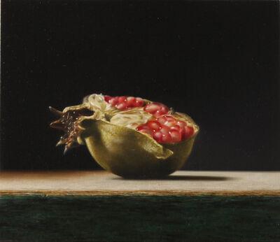 Rafael de la Rica, 'Pomegranate', 2020