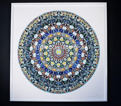 Damien Hirst, 'Mantra (with Diamond Dust) ', 2011