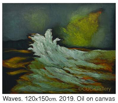 Ly Tran Quynh Giang, 'Waves', 2019
