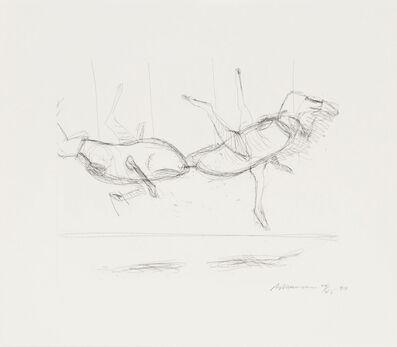 Bruce Nauman, 'Untitled (C.65)', 1989-1990