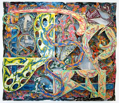 Frank Stella, 'Talladega', 1980