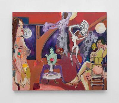 Elizabeth Huey, 'Pink Rose', 2018