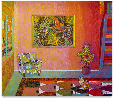JJ Manford, 'The Waiting Room', 2020